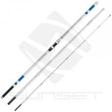 Sunset Silana Power 14' 3pc Beachcasting Rod 100-200g